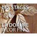 Stage SCULPTEUR-DOREUR