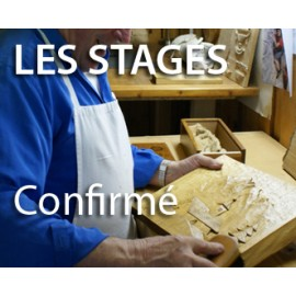 Stage Sculpteur «CONFIRMÉ»