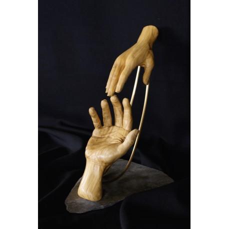 Les sculptures